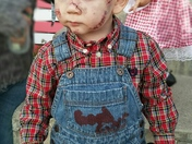 Ryker our Lil Chucky!😈