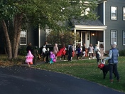 Trick or Treating fun in Delafield!!  🎃🎃