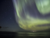 Lake Winnipeg Auroras