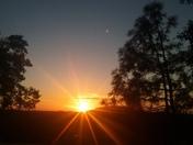 Sanborn Sunset