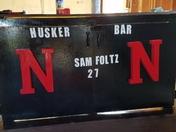 Husker bar