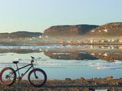 Fat Biking Queen's Bay