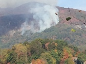Lake Lure Fire