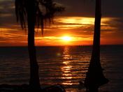 Sunset on Lake Pontchartrain