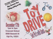 The Rucker Foundation 2nd Annual Toy Drive