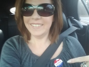 I voted 2016 making a difference
