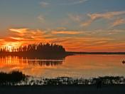 Astotin Sunset