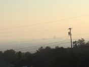 Smoke Over Greenville