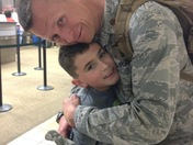 Jace with Dad
