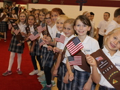 St. Wenceslaus 8th Annual Veterans Assembly