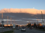 Cool looking clouds