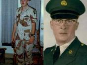 son and Father Veteran pictures