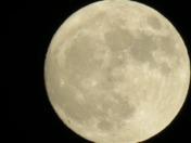super moon - Tiverton, RI