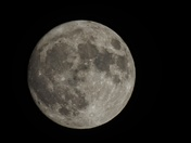 Supermoon in Worcester!