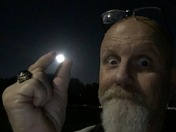 I got it. I caught the Super Moon!!