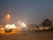 Smoke in pickens at ingles Cruize jackson Sunday Nov 13