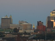 Super Moon time lapse videos over KC