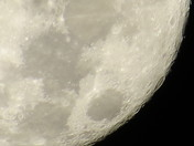 Super Moon taken from Ocala, Fl