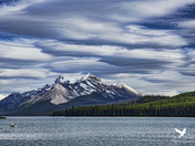 Western Mountains, Western Clouds