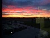 Sunrise from Farmland Building