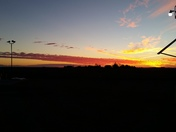 Marshalltown sunrise