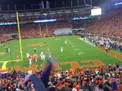 Clemson/South Carolina game