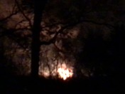 Platte County Pipeline Explosion 1 of 3