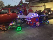 Henderson's Holiday Pom Mobile 2016