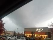 Tornado in Anderson