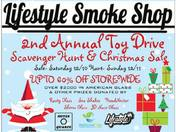 2nd Annual Toy Drive Scavenger Hunt