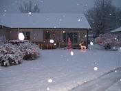 Snow in Richfield