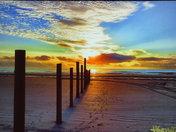 """Ocean Sunrise"""