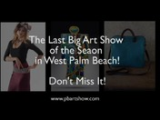 Palm Beach Contemporary: the Art, Design