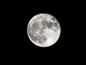 FULL MOON (Super Moon)