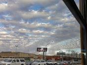 Those Are Some Cool Lookin Clouds