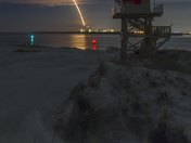 Tonight's Delta IV WGS-8 Launch