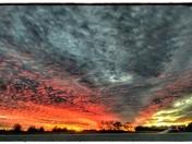 Simpsonville sunset