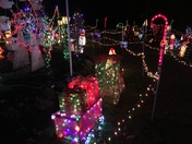 Christmas Light Display