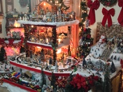 MaryAnn's Christmas Village