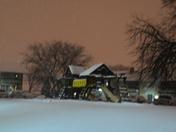 Tonight's snow