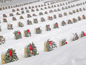 Wreaths Across America Day.