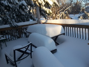 Temp and snow fall