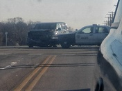 23rd and MacArthur Accident 12/18 9:10 am
