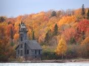 Pictured Rocks National  Lake Shore Munising MI