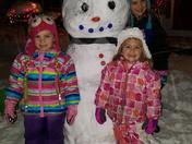 wisn snowman