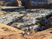 Canyon de Chelly winter