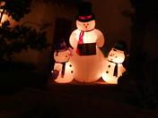 Christmas Snow People