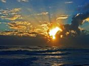 Playalinda Beach Sunrise
