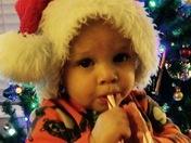 Mason's First Christmas!