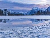 Vermilion frost.